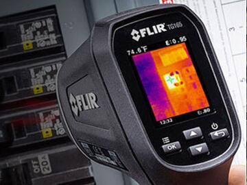 菲利尔FLIR TG165红外成像测温仪技术与应用专区
